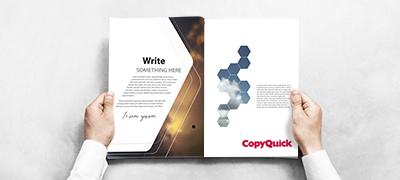 Copyquick Broschüren